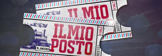 """Conferenza """"IL MIO POSTO"""" 30, 31 e 1 Novembre 2015"""